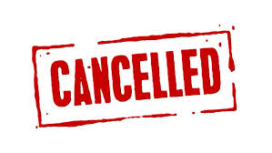 We have cancelled all events except walking.  Stay healthy!