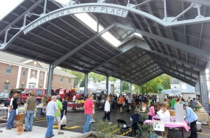 Morgantown Farmers Market