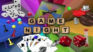 Game Night is back!   February 7th at 7pm .  See Calendar for details