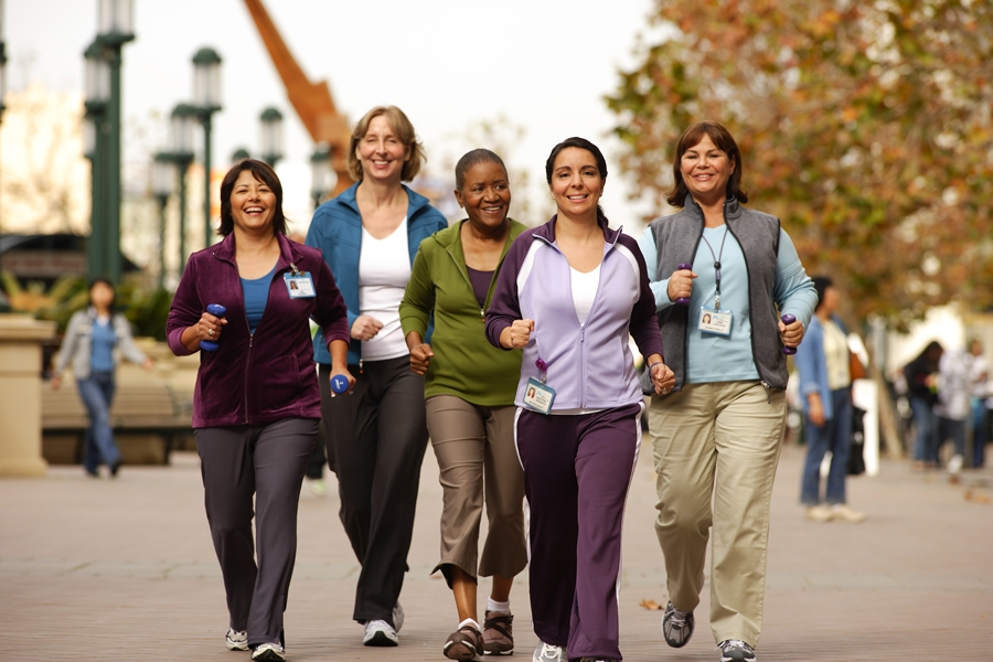 Join the Walking Group!